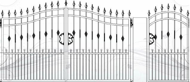 Kovácsoltvas kapuminta